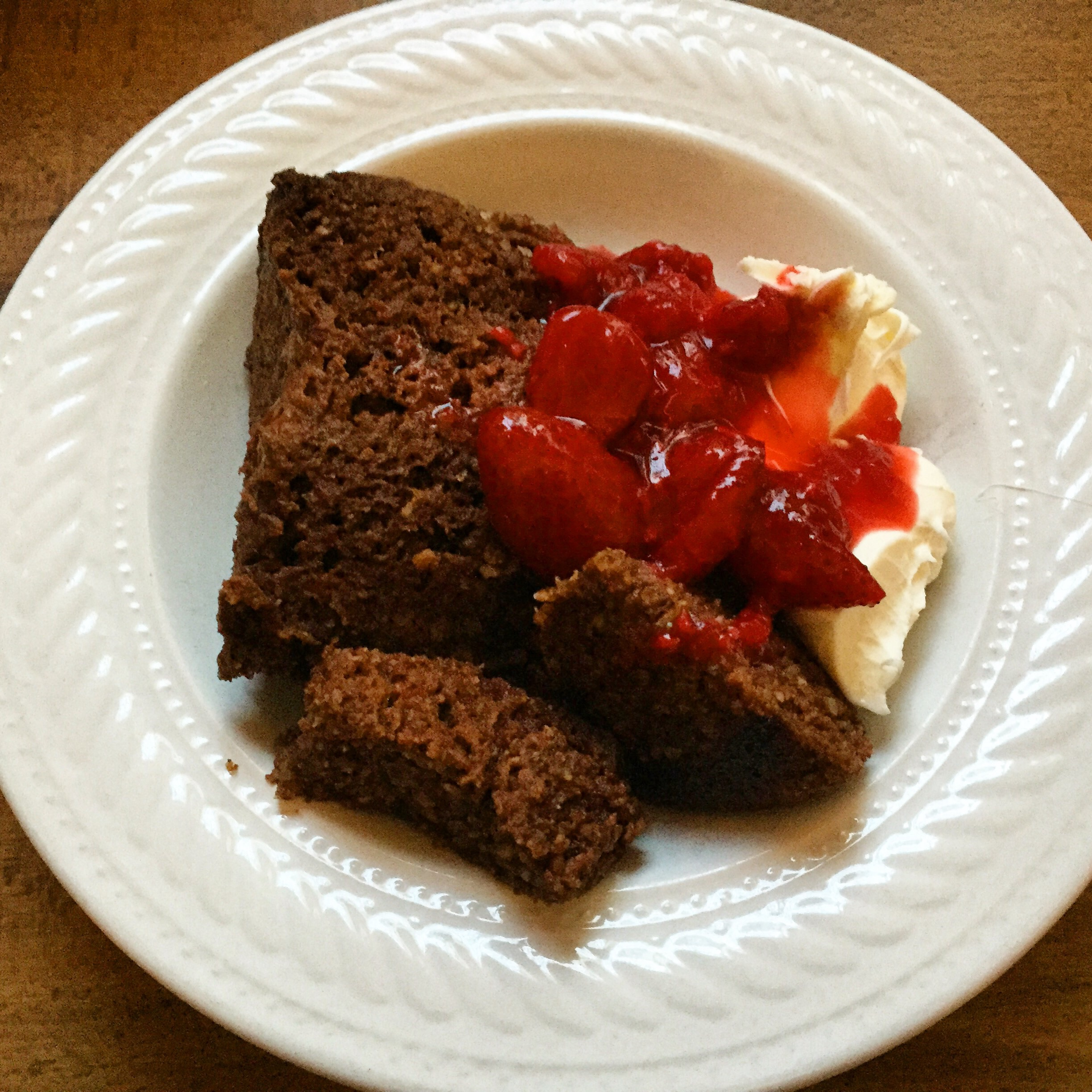 Recipe – Banting Chocolate Pudding