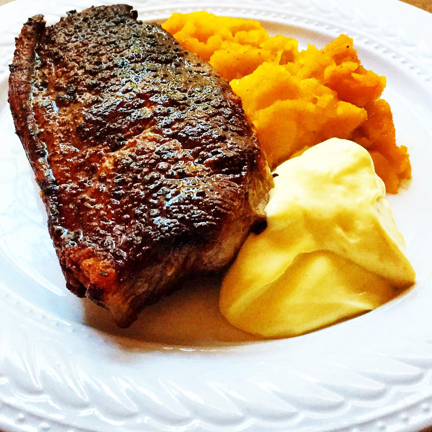 Recipe – Old Fashioned Pumpkin With Cinnamon